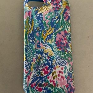 Lilly Pulitzer iPhone 7/8 case. .